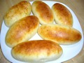 冷蔵庫発酵パン(小豆パン,コッペパン)