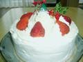 クリスマスケーキ ふわふわスポンジ レシピ