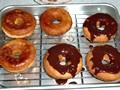 ホットケーキミックスで簡単ドーナツ