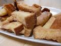 食パン耳でラスク レシピ